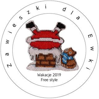 haftowane zawieszki- lipiec 2019