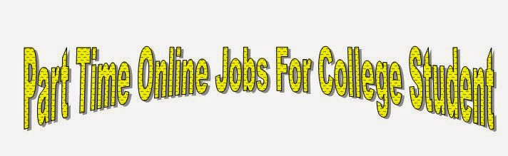ONLINE PART TIME JOBS FROM HOME WITHOUT INVESTENT