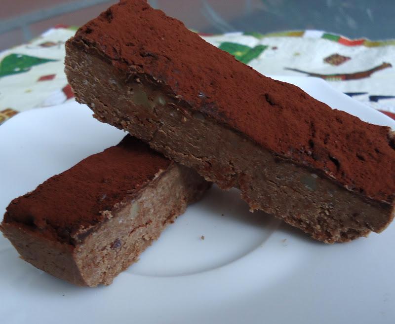 ... Mutfağı: Çikolatalı Kestane Pastası / Chocolate and Chestnut Pie