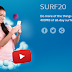 Globe Surf20 prepaid promo still running in Cebu: Get 400MB data for Php 20
