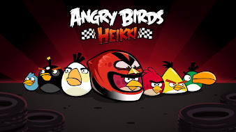 #16 Angry Birds Wallpaper