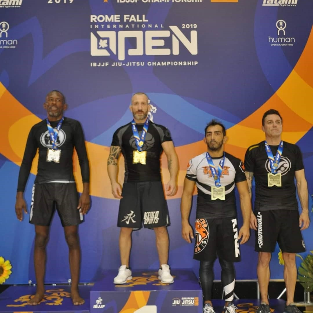 BRONZO EUROPEO NO GI 2019