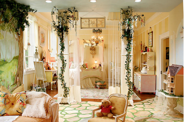 12 Simple Design Ideas For Girls Bedrooms Rooms Home Garden