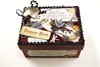 Believe prayer box