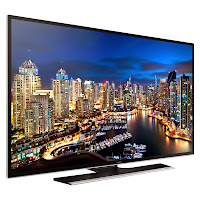 Televizor Smart LED Samsung 40HU6900, 101 cm, Ultra HD