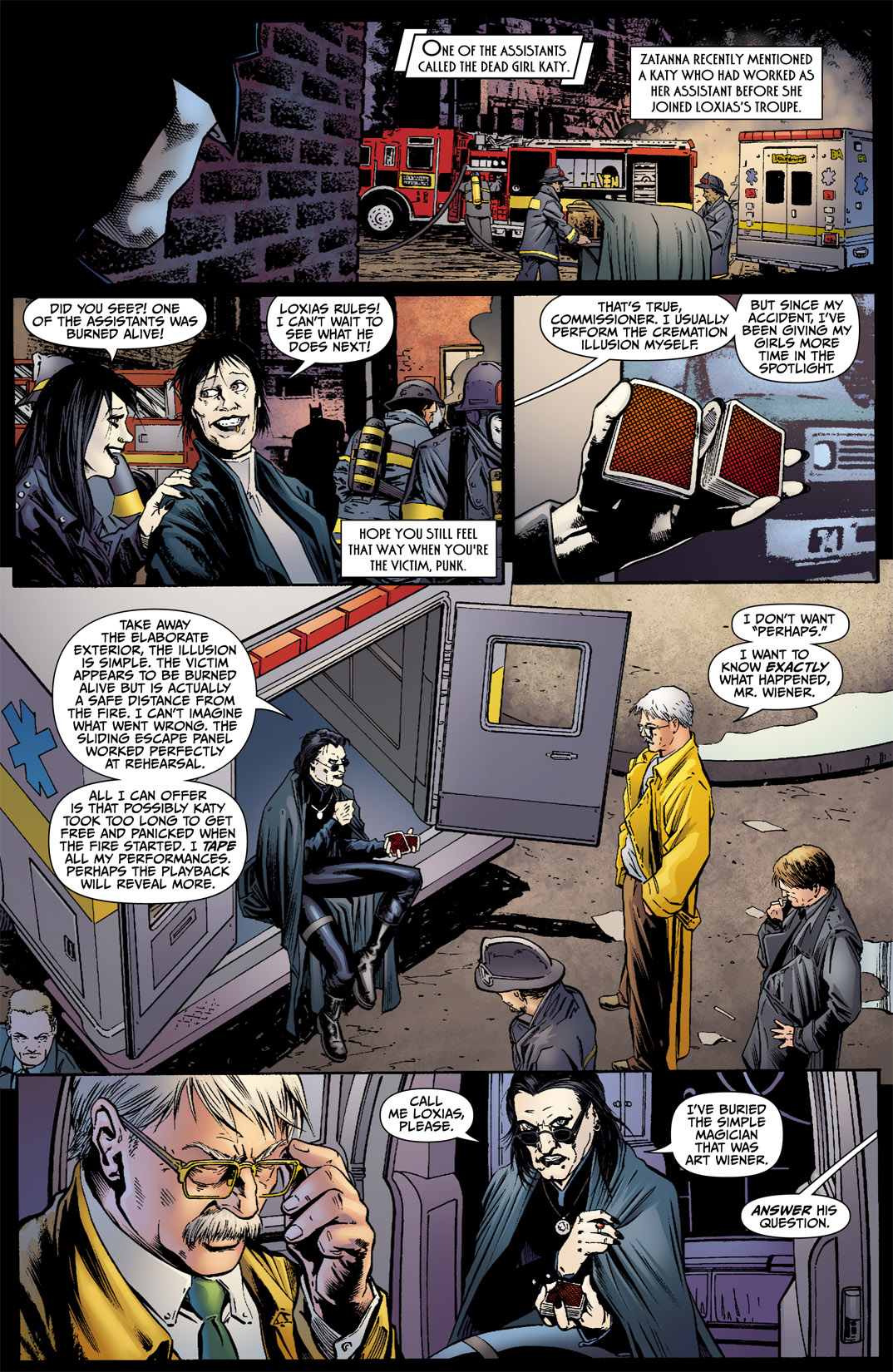 Detective Comics (1937) Issue #833 Page 4