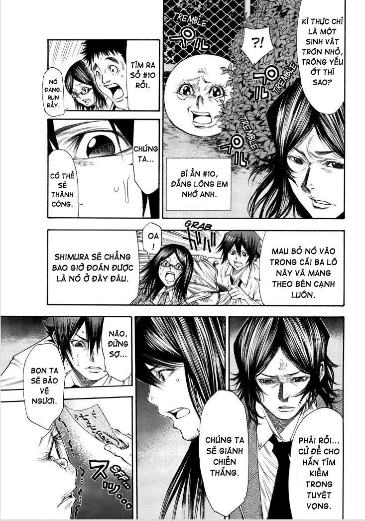 Kamisama No Iutoori II chap 49 Trang 7 - Mangak.info
