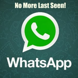 Disable Last Seen feature from WhatsApp