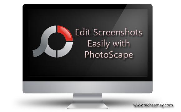 edit screenshots easily