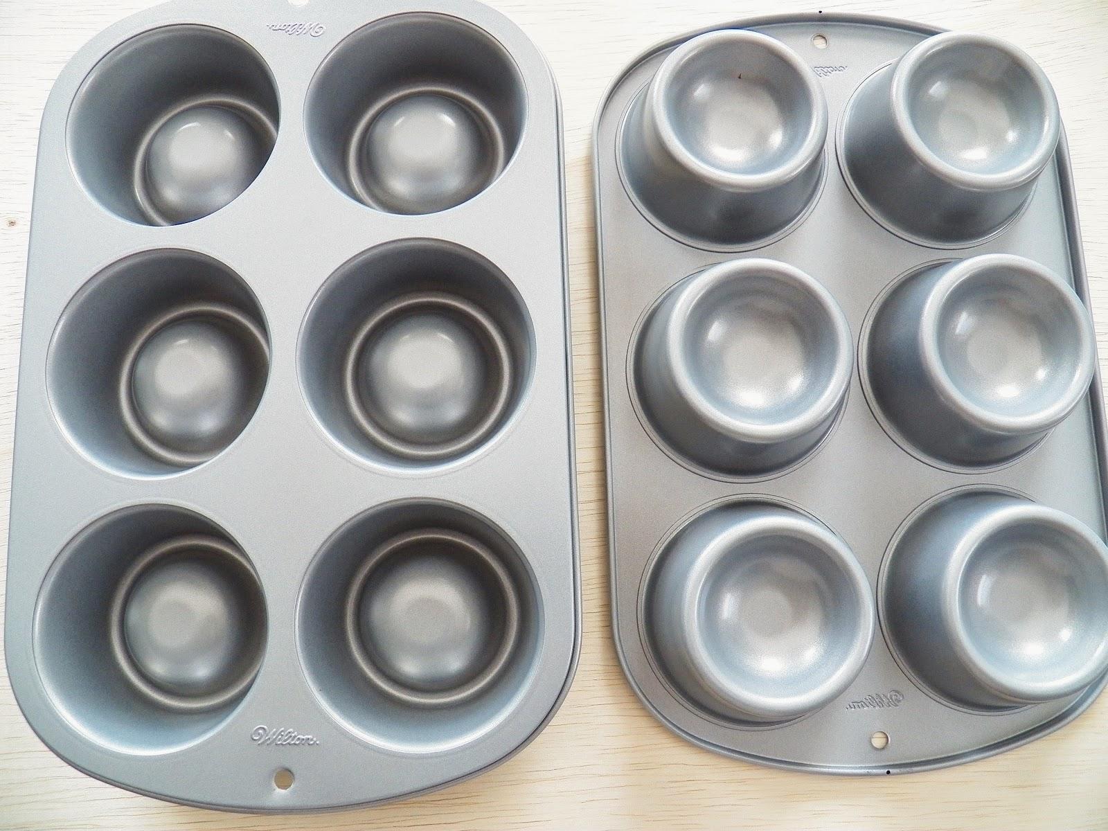 Dessert Shell Pans