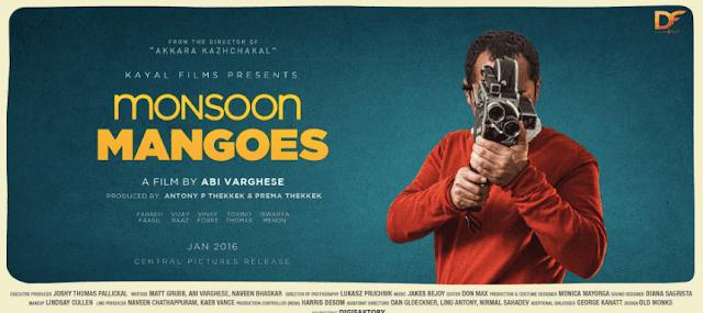 Mansoon Mangoes (2016): Naadinnu vendaavan Song Lyrics