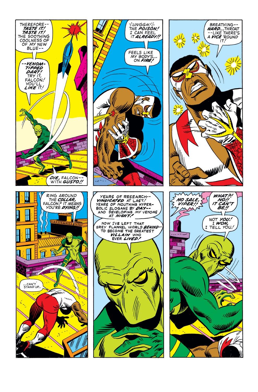 Captain America (1968) Issue #157 #71 - English 17