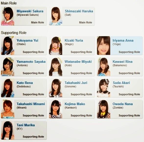 Download Majisuka Gakuen Season 1-4 Gaiden Sub