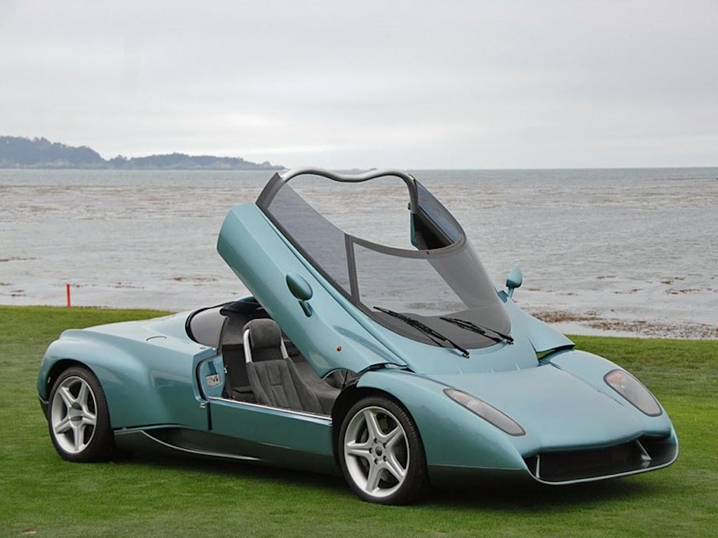 Fab Wheels Digest F W D 1996 Lamborghini Zagato Raptor