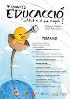 IV Congrés EducAcció Vilafranca 2019