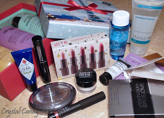 Commande Sephora - Bite Beauty, Jack Black, Philosophy, Murad, Lancôme, Tarina Tarantino