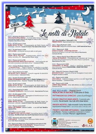 Programma Natale 2018
