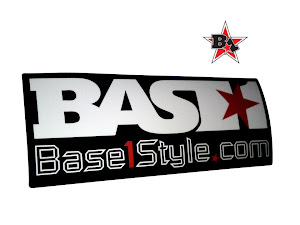 Base 1 Logo Sticker