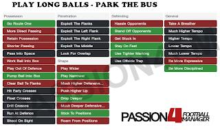FM14 Shouts Parking the bus with long balls