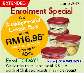 SHAKLEE MONTHLY OFFER