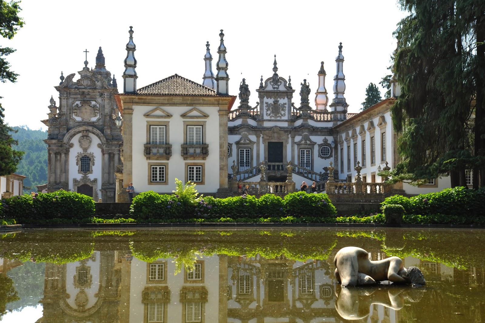I paesi ad est di Porto: cosa vedere a Vila Real ed Amarante