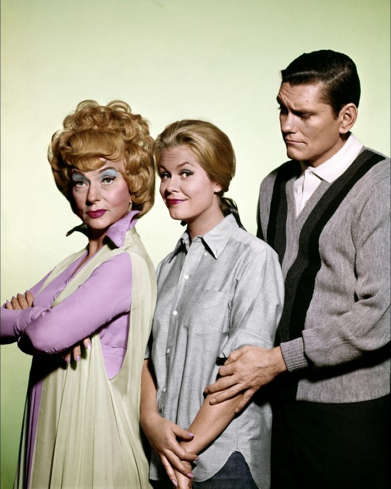 """Avengers in Time: 1964, Television: """"Bewitched"""""""