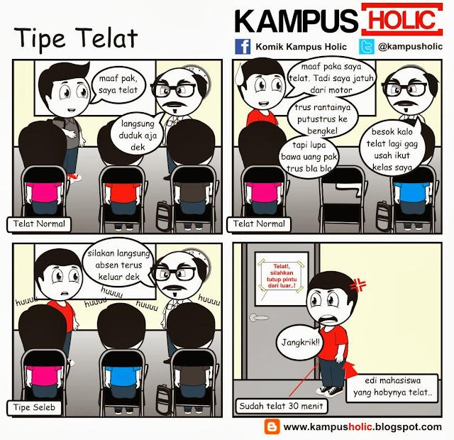 #281 Tipe Telat