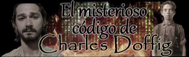 El misterioso código de Charles Doffig