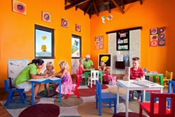 Raffles Praslin Resort and Spa, Seychelles, Kids Club