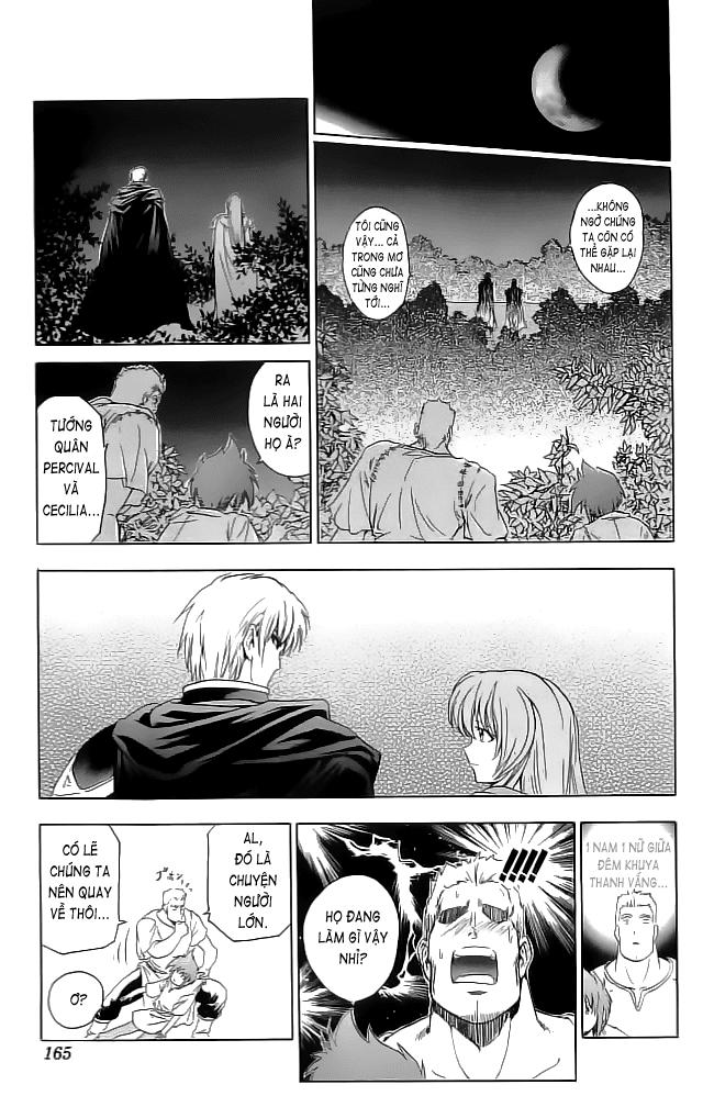 Fire Emblem-Hasha no Tsurugi chap 28 - Trang 35