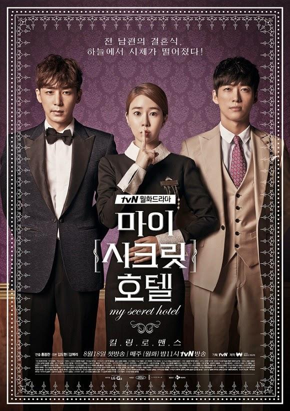 Download Drama Korea My Secret Hotel