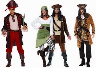 Dress Code - Kostum Bajak Laut