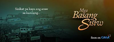 Mga Basang Sisiw GMA Kapuso Network TV Soap Opera Drama Series