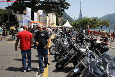 Swiss Harley days 2015