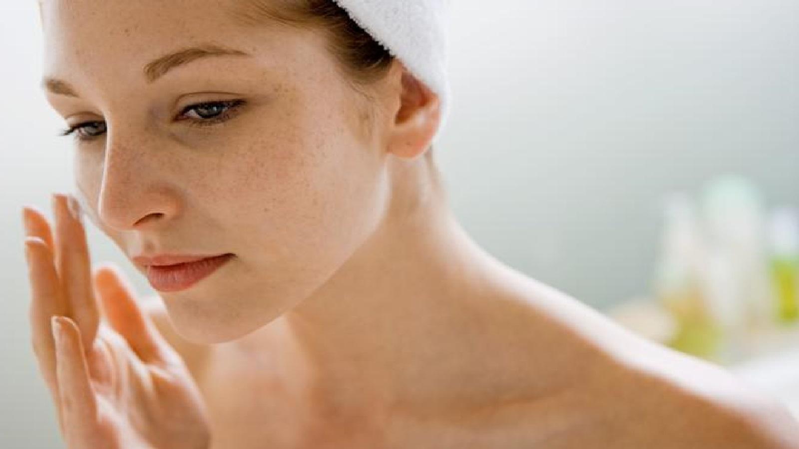 Фото жирной кожи лица в домашних условиях
