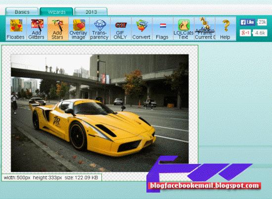 bagaimana mengedit foto online gratis di online-image-editor.com