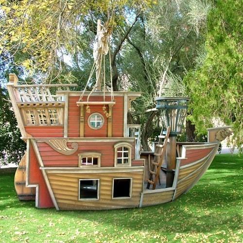 Red Beard's Revenge Pirate Ship