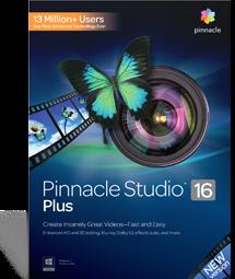 برنامج مونتاج الفيديو download pinnacle 16