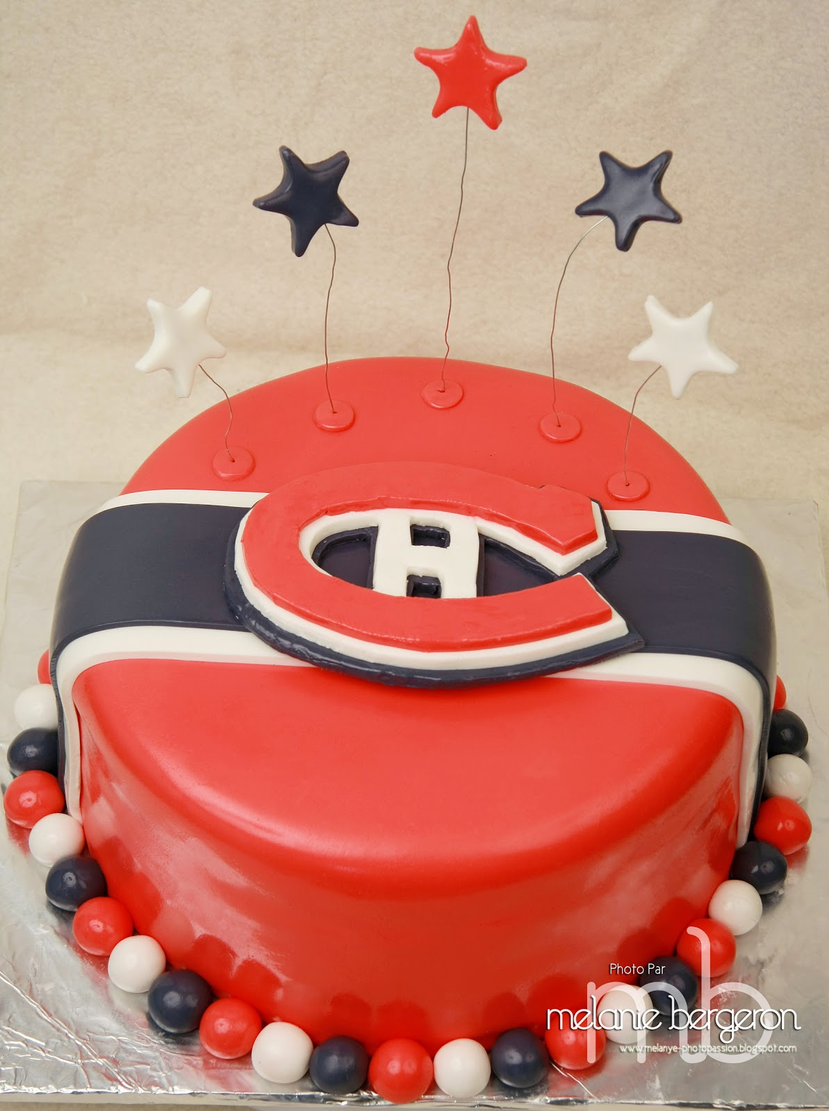 Gateau le canadien
