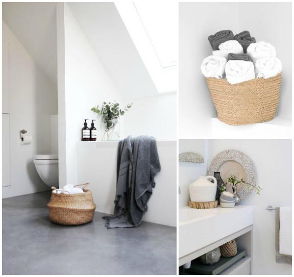 Decorar el ba o en verano si decorar tu casa es for Amueblar bano