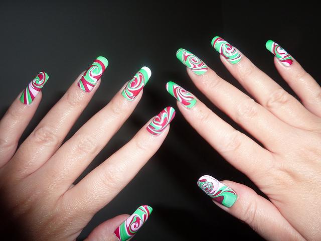 Christmas Nail Art Designs -31