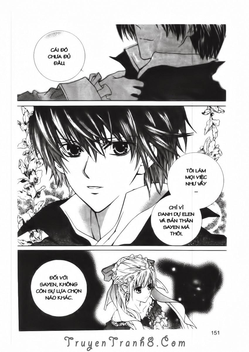 A Kiss For My Prince - Nụ Hôn Hoàng Tử Chapter 27 - Trang 15