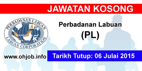 Jawatan Kerja Kosong Perbadanan Labuan (PL) logo www.ohjob.info julai 2015