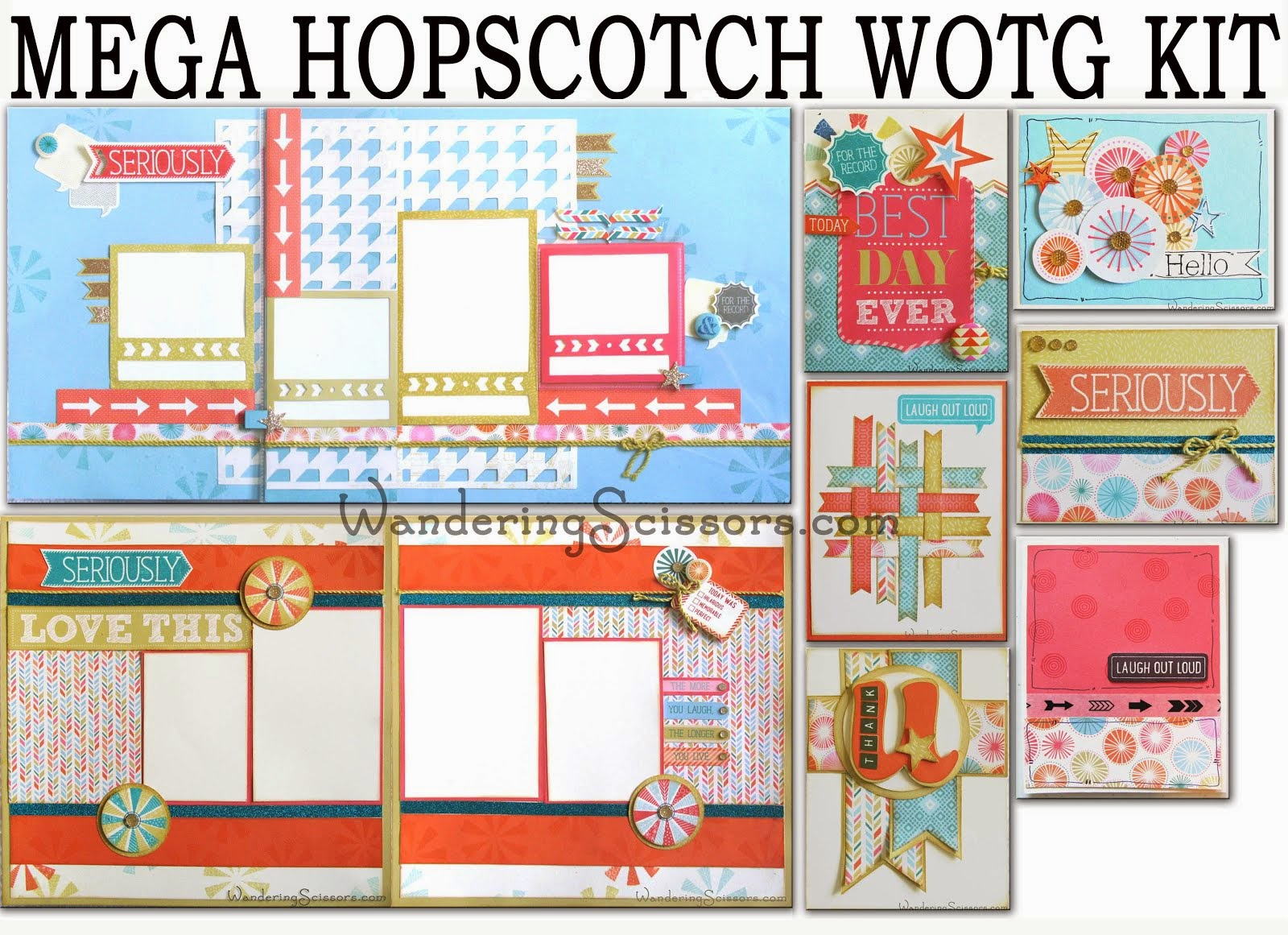 HOPSCOTCH WORKSHOP PACKAGE