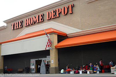 home depot profits