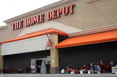 home depot profits
