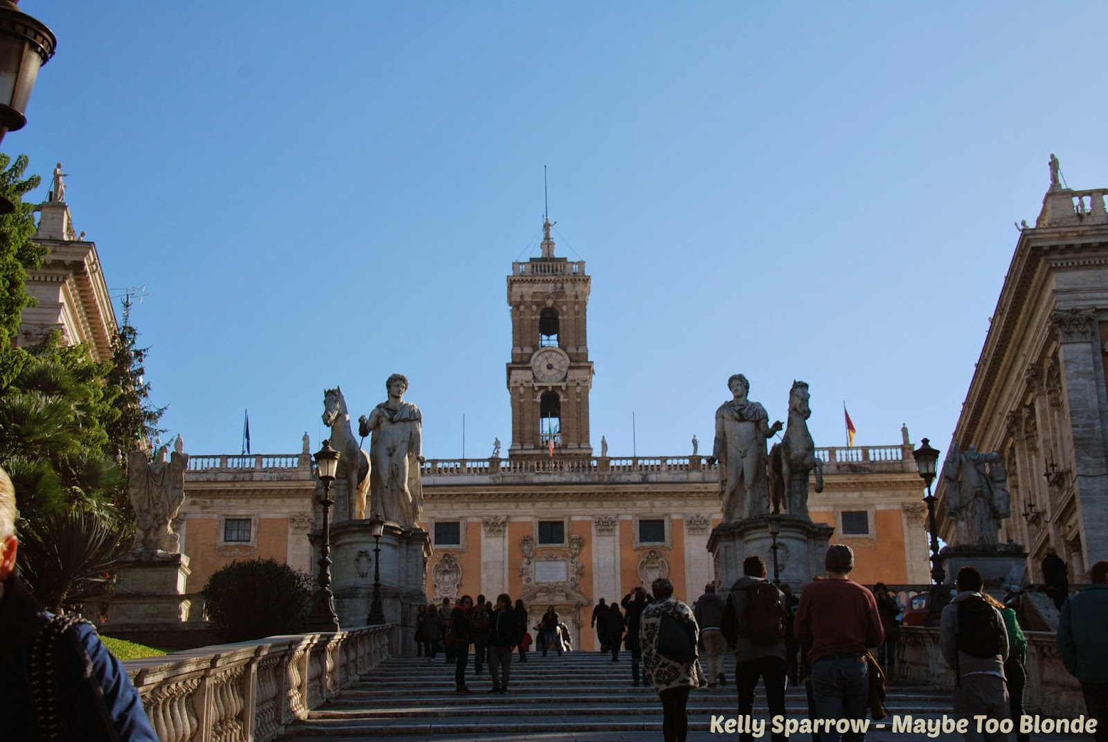 Capitoline Hill Rome Italy