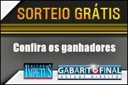 SORTEIO SEIS LIVROS - 05/08/12