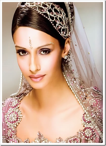 indian bridal makeup All About Bridal House Bridal ...