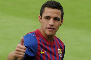 Alexis Sánchez esta listo para su debut